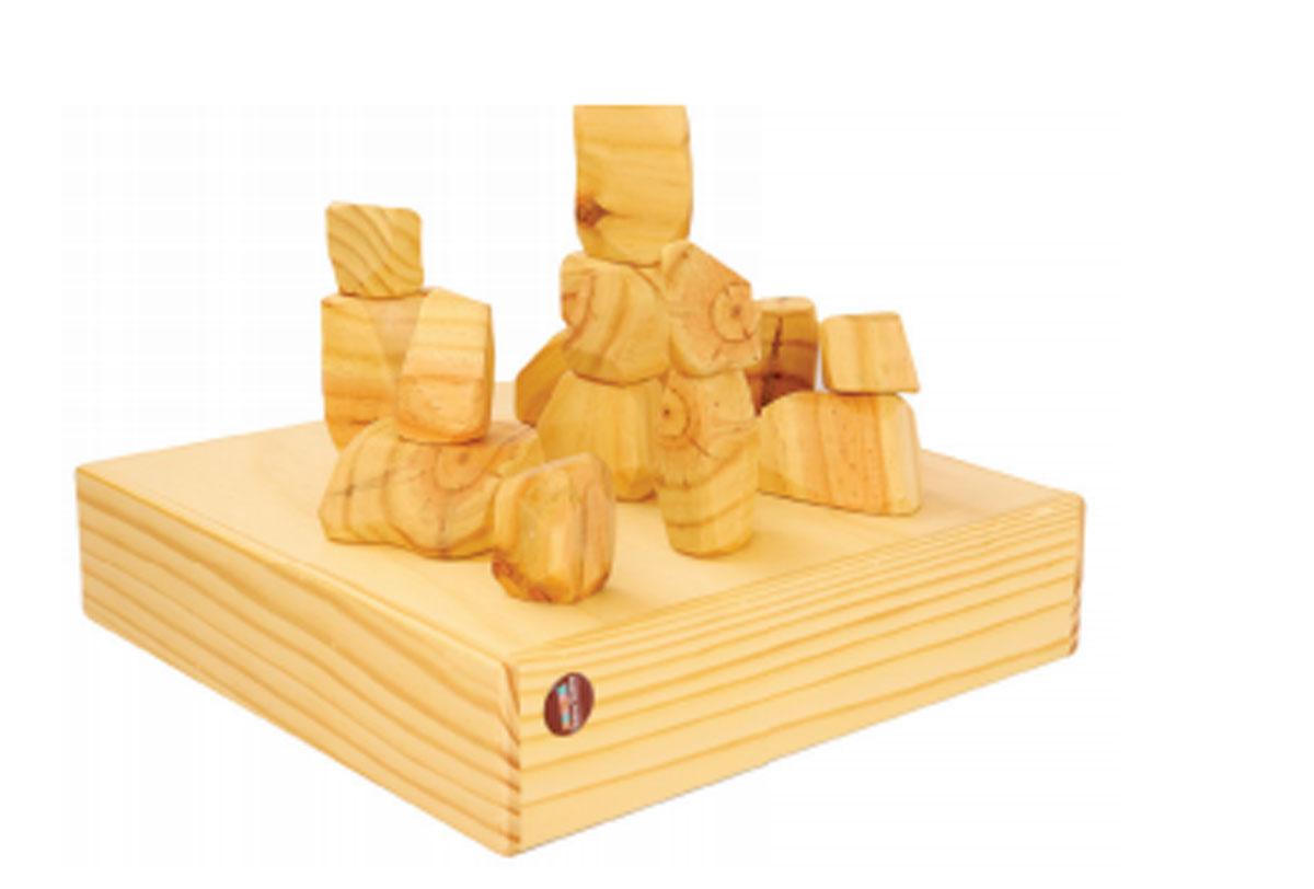 Blocos Pietra - caixa 30 peças